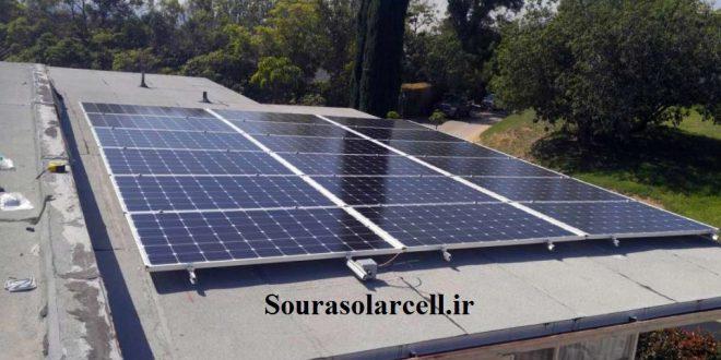 فروش باتری خورشیدی