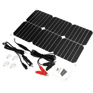 باتری خورشیدی کوچک