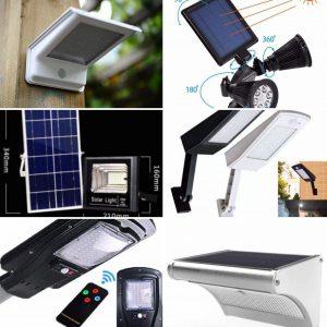 چراغ خورشیدی خیابانی ارزان